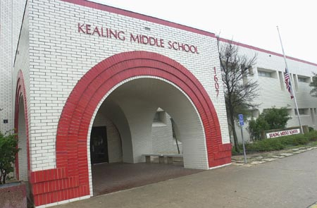 kealing middle school