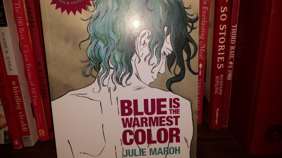Cover to Reel: BLUE IS THE WARMEST COLOR – BookPeople