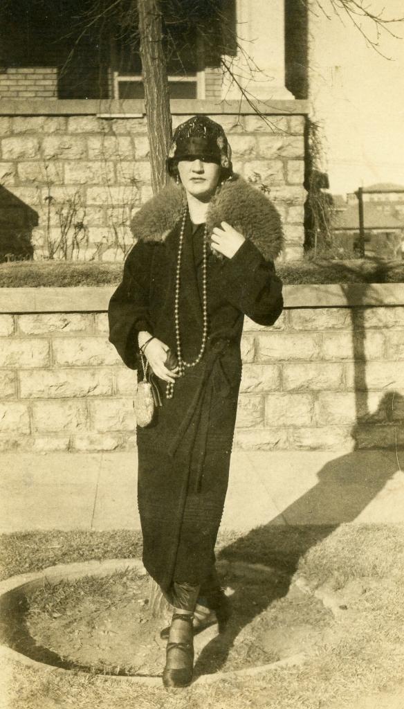 Dorothy May Alderson- nicknamed Dottie-inspiration for Hetty