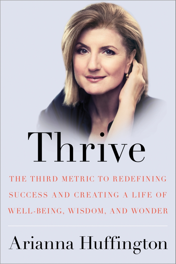 thrive huffington