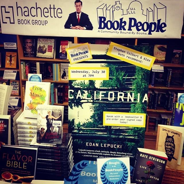 california display