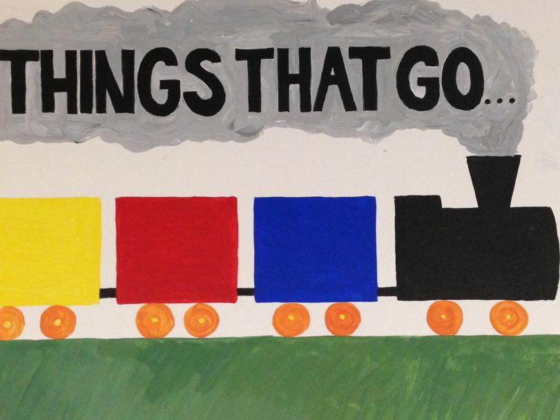 things that go sign
