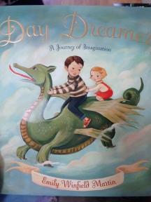 DAY DREAMERS is a beautiful companion book to DREAM ANIMALS: A BEDTIME JOURNEY.