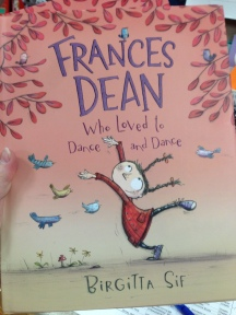 A lovely new story about the joy of dance.