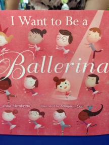 Being a ballerina isn't only about leotards and ballet slippers.