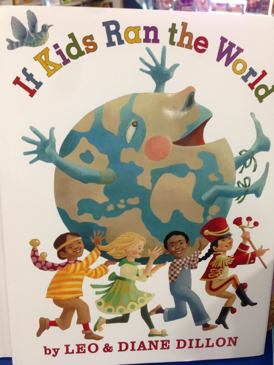 Leo & Diane Dillon celebrate all people of the world in this new book.