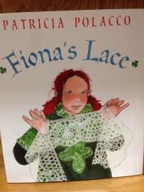 This is an Irish immigrant story from beloved Patricia Polacco.