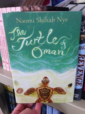 turtles of oman