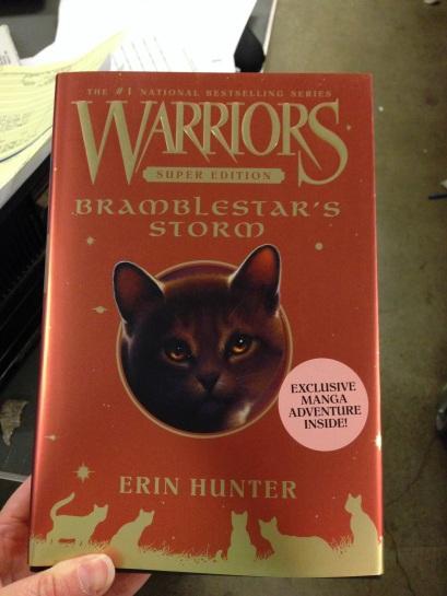 warriors SE Bramblestar's Storm