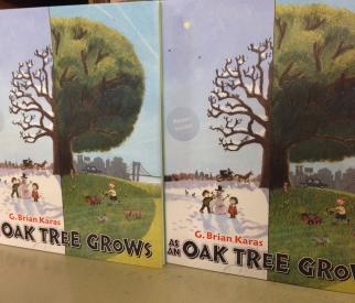 An Oak Tree Grows