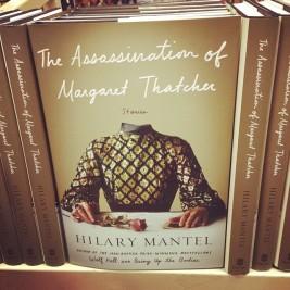 assassination of margaret thatcher