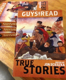 Guys Read True Stories
