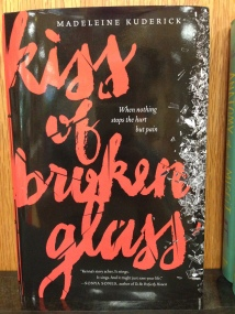 kiss of broken glass (YA)