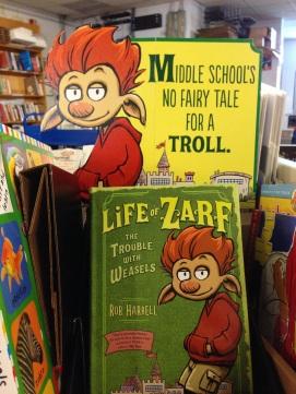 life of zarf