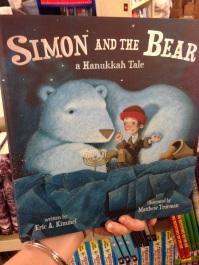 simon and the bear