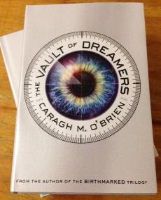 Vault of Dreamers (YA)