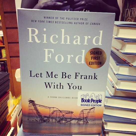 let me be frank with you