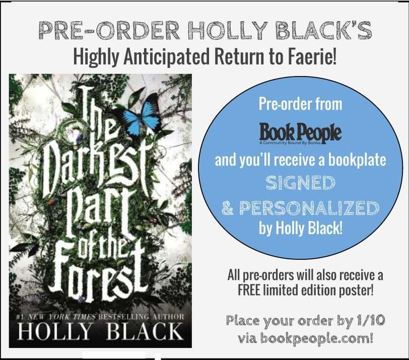 Holly Black pre-order (1)