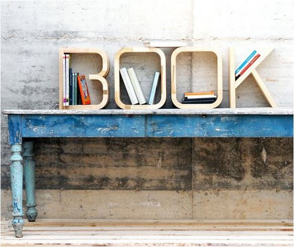 book-letters