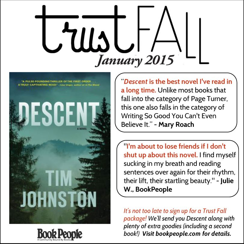 Trust Fall #2 Announcement