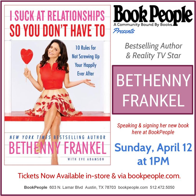 Bethenny Frankel Social Media Square