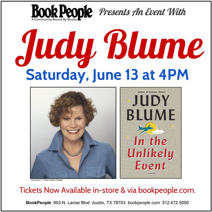 Judy Blume Social Square
