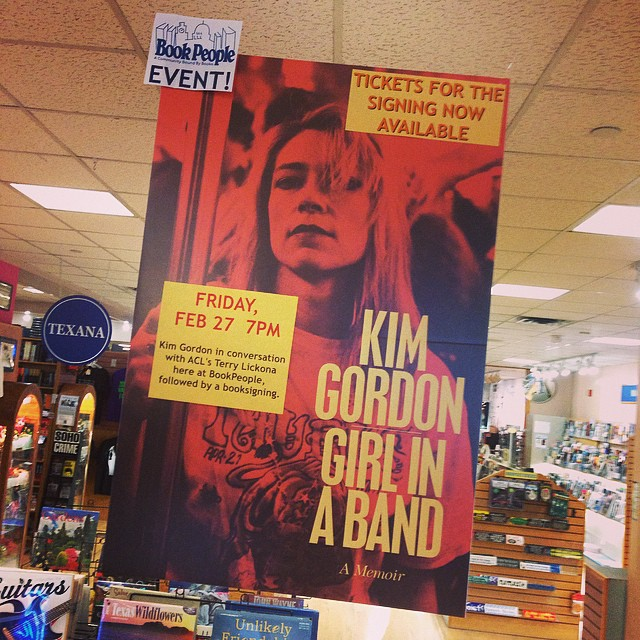 kim gordon today
