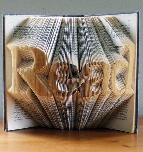read book art blog