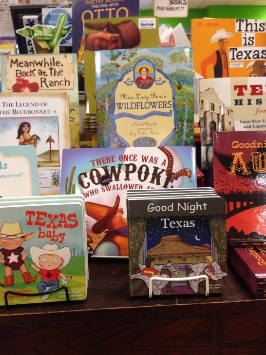 texas display