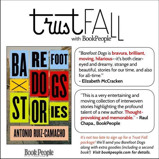 Trust Fall #3 Announcement