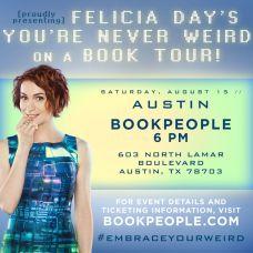 felicia day social