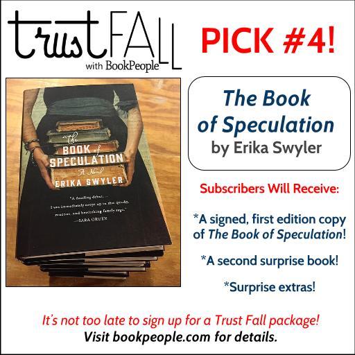 Trust Fall #4 Announcement