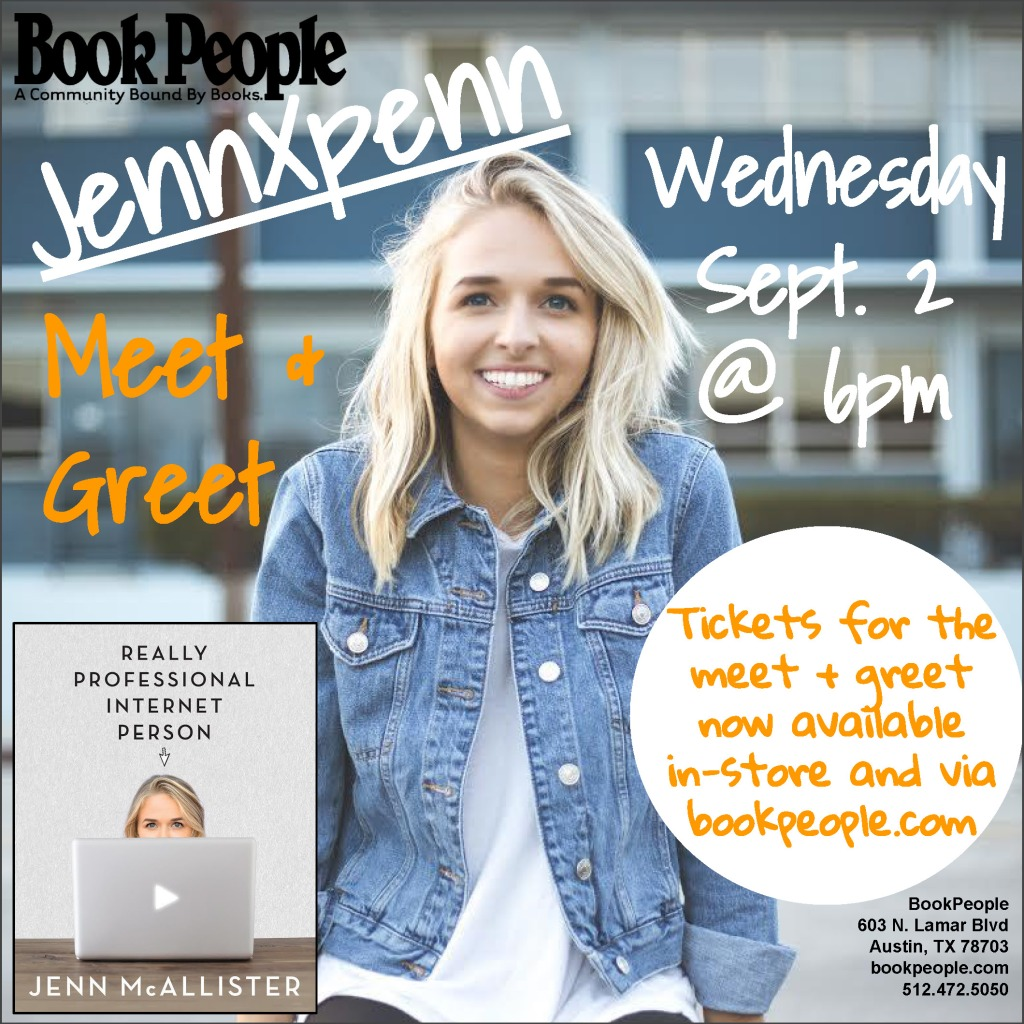JennXPenn Social Media Square