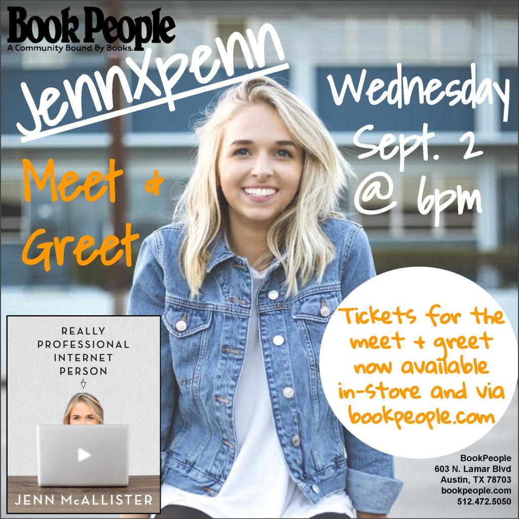 JennXPenn Social Media Square