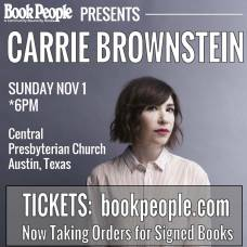 Carrie Brownstein Eblast Announcement