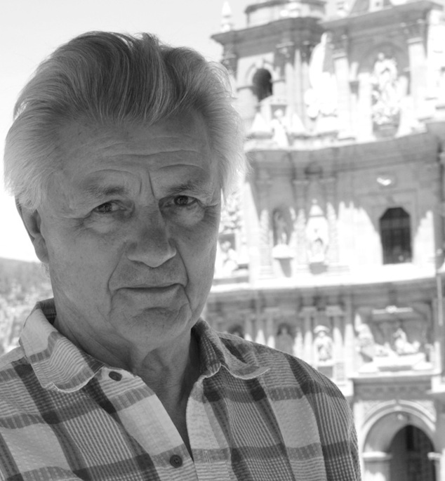 John Irving (c) Everett Irving