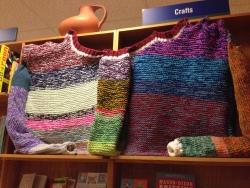 merrilee's sweater