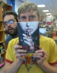 Steve(n) and Tommy preview our November selection, THE LESSER DEAD
