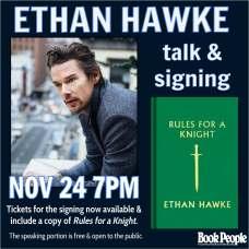 Ethan Hawke Media Square
