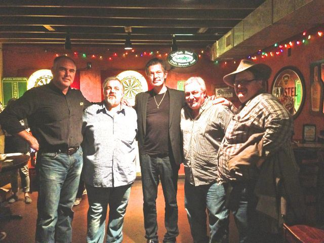 Ace Atkins, George Wier, Jesse Sublett, Jim Wilsky, and Scott M.