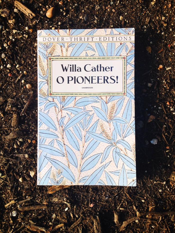 the portrayal of pioneer life in o pioneers a novel by willa cather I had searched, willa cather says, for books telling about  as an inscription to 0 pioneers willa cather employs one  csj: o pioneers in the light of .