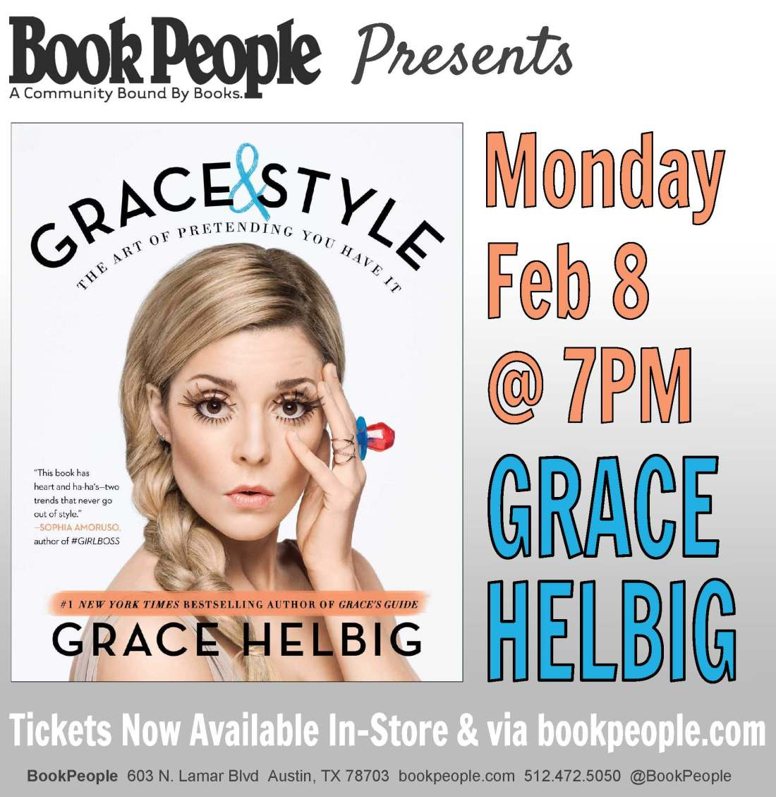 Grace Helbig Social Square