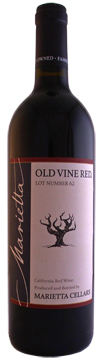 Old Vine Red