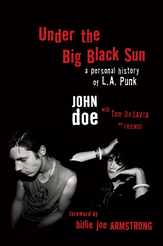 Under Big Black Sun John Doe