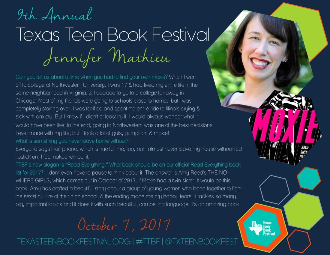 TTBF Author Interview Jennifer Mathieu.jpg