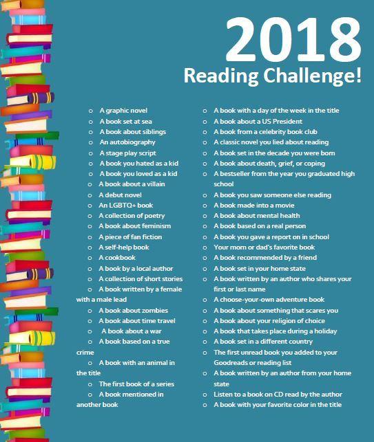 book challenge 2