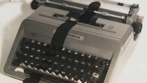 typewriter blanton