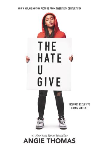 the hate u give movie tie