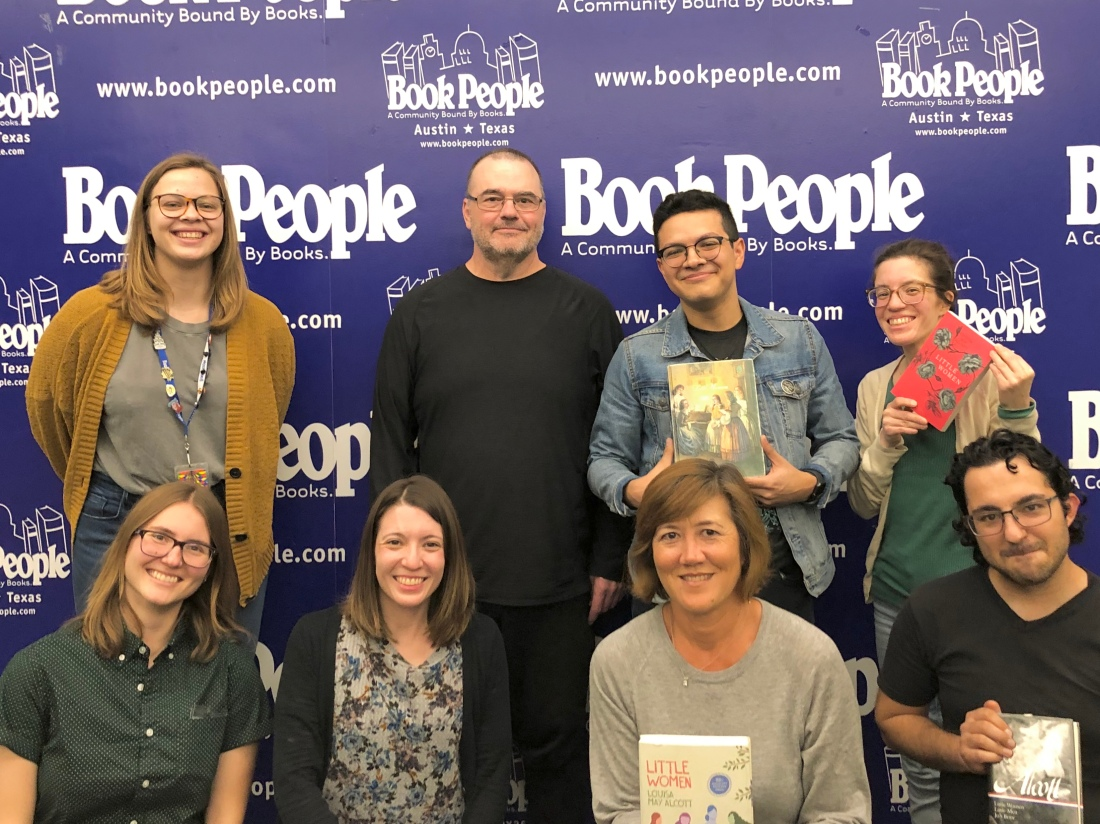 Book Clubs at BookPeople